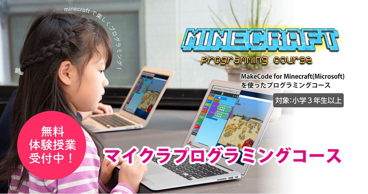 マイクラプログラミング